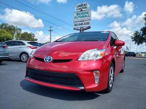 2013 Toyota Prius for Sale in Lakeland, FL