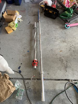 Weight bars for Sale in Las Vegas, NV
