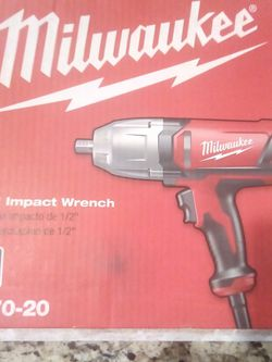"Milwaukee 1/2"" Impact Wrench Rocker Switch And Detent Pin for Sale in Sloan,  NV"