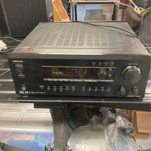 Onkyo Stereo Receiver for Sale in Poway, CA