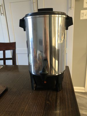 Large coffee maker for Sale in Alexandria, VA