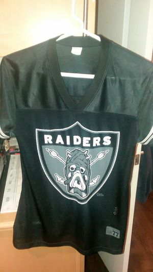Las Vegas raiders ladies jersey for Sale in San Marcos, CA
