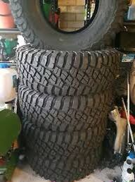 35X12.50X17 BF Goodrich KM3 Tires for Sale in Landover, MD