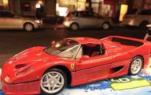 Ferrari f50 Maisto 1:18 scale for Sale in San Francisco, CA