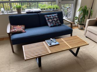 Nelson Bench / Coffee Table for Sale in Brookline,  MA