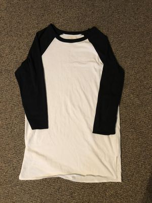 Fear of God FOG Baseball Tee Size S Collection One for Sale in Long Beach, CA