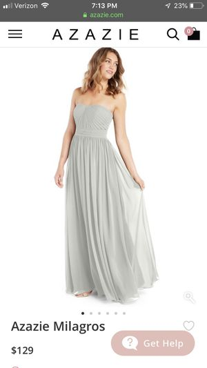 Azazie bridesmaid dress for Sale in Seattle, WA