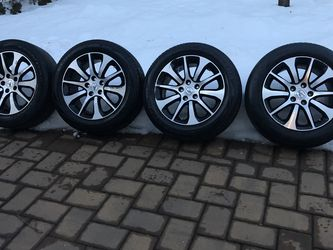 """17"""" Accord/ Civic / Acura Rims And Tires for Sale in West Orange,  NJ"""