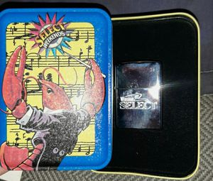 VINTAGE ZIPPO LIGHTER 1994 WINSTON SELECT IN ORIG WINSTON SELECT WEEKENDS TIN for Sale in Elizabethton, TN