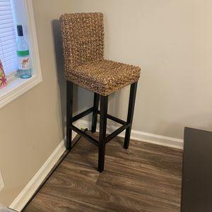 2 Banana Leaf Bar Stool Chairs for Sale in Clarkston, GA