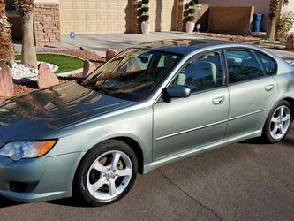 2009 Subaru Legacy 2nd Onwers Runs Perfect for Sale in Las Vegas,  NV