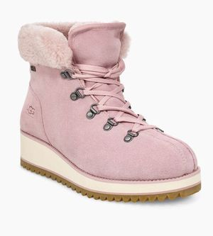 UGG Ladies Suede & Shearling Fur Boots New in Box for Sale in Tacoma, WA