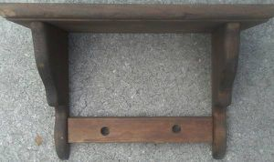 Small Wooden Shelf for Sale in Charleston, SC