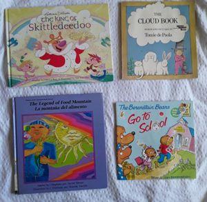 4 books for kids for Sale in San Bernardino, CA