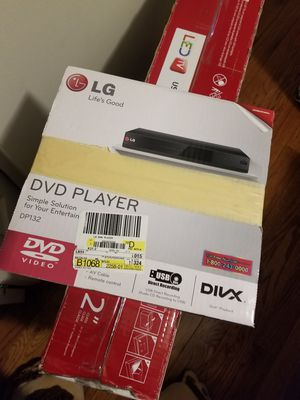 LG DVD player for Sale in Alexandria, VA