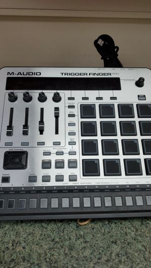 M-audio trigger finger pro for Sale in Valley View, OH