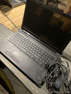 Brand new HP laptop that got slightly wet for Sale in Seminole, FL