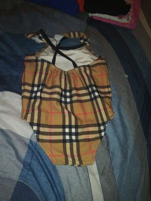 Burberry swiming suit for Sale in St. Louis, MO