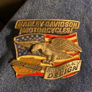 Harley Davidson Belt Buckle . for Sale in Baltimore, MD