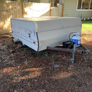 Coleman Pop Up Camper for Sale in Snohomish, WA