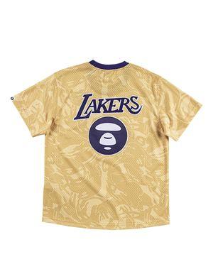 BAPE x LA Lakers Kobe LeBron Championship Jersey -Medium Brand New for Sale in Los Angeles, CA