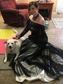 Prom dress for Sale in Normal,  IL