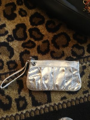 Silver Express Wristlet for Sale in Columbus, OH