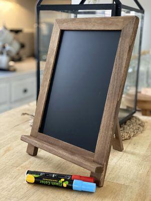 Rustic Frame; Chalkboard for Sale in East Los Angeles, CA