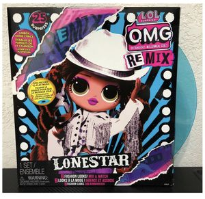 LOL Surprise! OMG Remix Lone Star Doll NEW IN HAND for Sale in Chula Vista, CA
