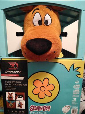Scooby Doo for Sale in El Cajon, CA