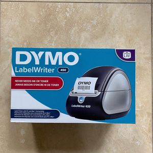 Dymo Label Printer 450 Never Used for Sale in Dearborn, MI