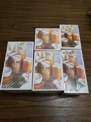 5 Piece Food Storage Set for Sale in San Diego, CA