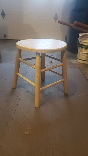 Small step stool or kids seat. 15 inches tall for Sale in Fairfax Station, VA