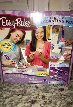 Easy bake ultimate decorating pen kit for Sale in Woodbridge, VA