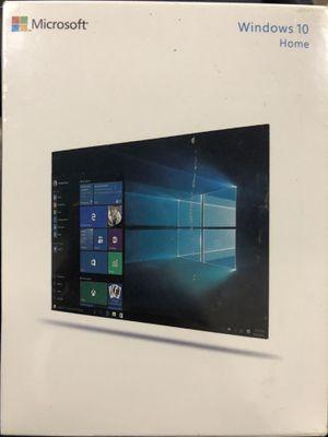 Microsoft Windows 10 Home 32/64-bit - 1 License, USB Flash Drive for Sale in Denver, CO