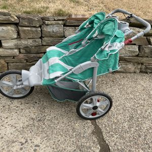 Instep Double Jogging Stroller for Sale in Bethel Park, PA