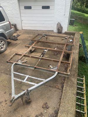 pop up camper frame for Sale in Ashland City, TN