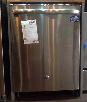New Open Box GE Appliances Stainless Steel Interior Dishwasher for Sale in Downey, CA