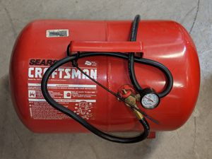 CRAFTSMAN Portable Air Tank for Sale in Clarksburg, MD