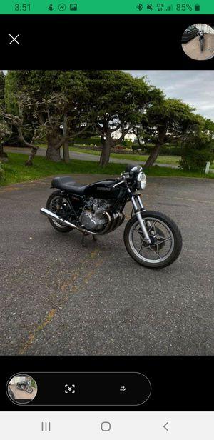 1979 suzuki gs550 for Sale in Everett, WA