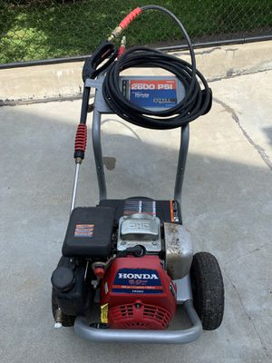 Honda pressure washer for Sale in Quincy, MA