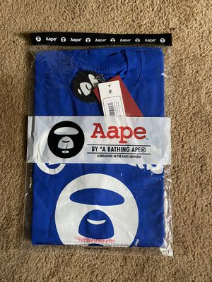 Aape x Mitchell & Ness BAPE Clippers Tee T shirt SIZE M for Sale in Aurora, CO