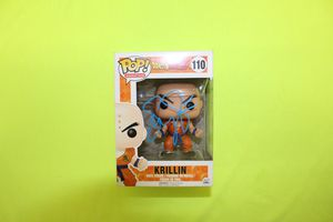 Sonny Strait signed Autograph Krillin Dragonball Z Funko Pop 110 for Sale in San Jose, CA