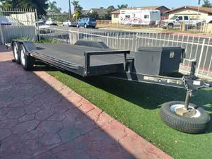 2018 20' one car trailer 10,000 GVW for Sale in San Diego, CA