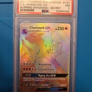 Charizard PSA 7 for Sale in Downey, CA