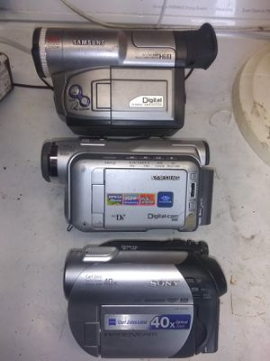Video camcorders for Sale in Long Beach, CA