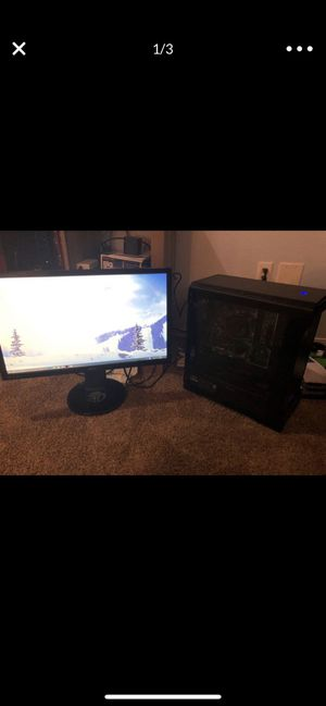 Higher end gaming pc for Sale in Puyallup, WA