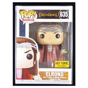 Elrond Lord of the Rings LOTR Funko Pop Hot Topic Exclusive Lord of the Rings for Sale in San Diego, CA