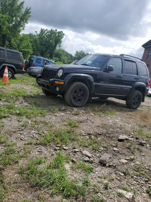 Jeep liberty for parts for Sale in Woonsocket, RI