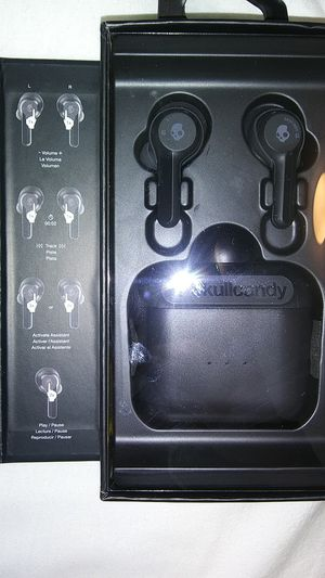 """SKULLCANDY """"INDY"""" (TRULY WIRELESS EARBUDS) for Sale in Hillsboro, OR"""